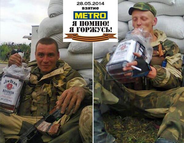 П'яний найманець РФ ображав спостерігачів і зірвав прапор ОБСЄ, - звіт моніторингової місії - Цензор.НЕТ 2085