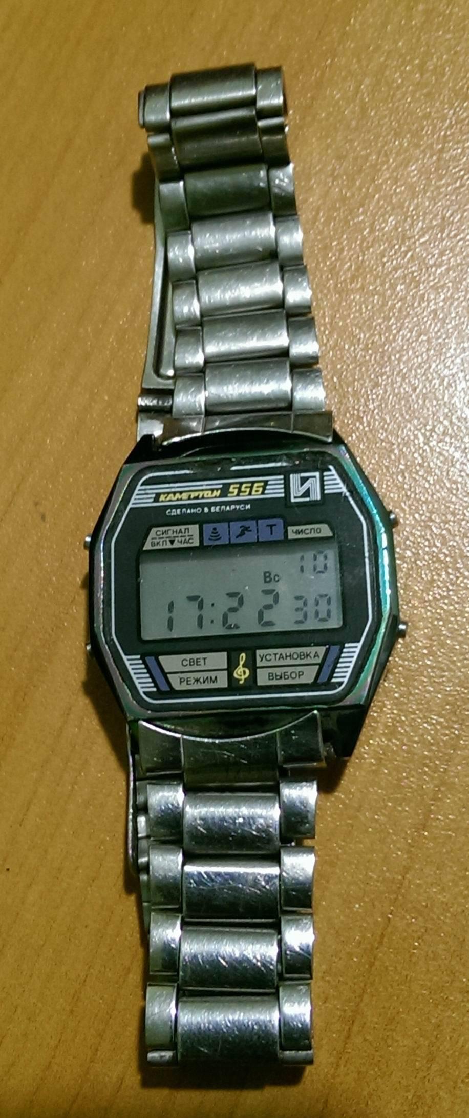 cfc6c22c Легендарные часы «Монтана»