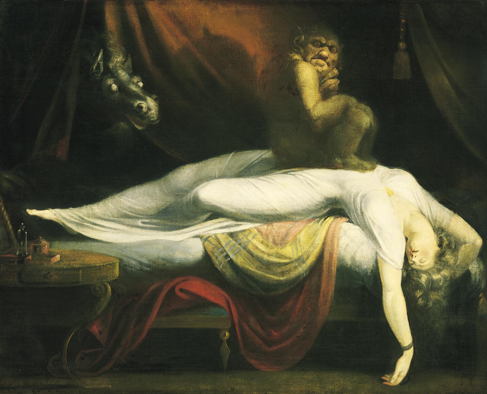 Методика вызова сонного паралича