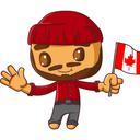 """Аватар сообщества """"Пикабушники Северной Америки"""""""