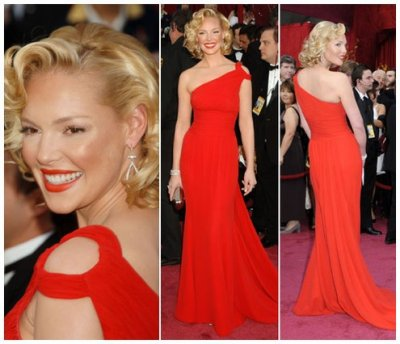 Девушка в красном платье в матрице