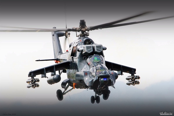 Легендарный Ми-24