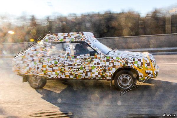 Автомобиль Москвич 2141 хотят возродить. Описание внутри