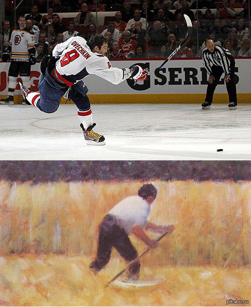 фото почему хоккей лучше футбола фото обриты