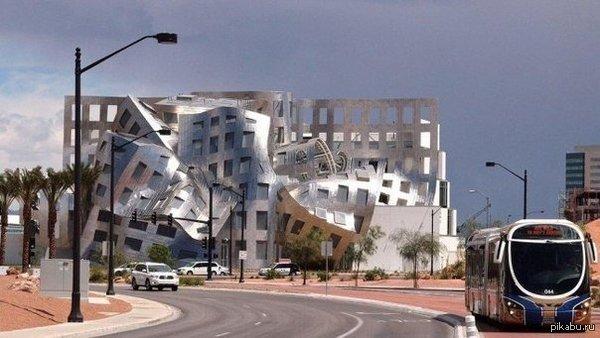 Сломай себе мозг Центр здоровья мозга Лу Руво в Лас-Вегасе, США
