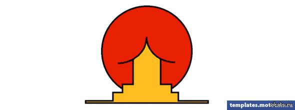 А вы что увидели? А ведь на самом деле на картинке - логотип Бразильского Института Восточных Культур