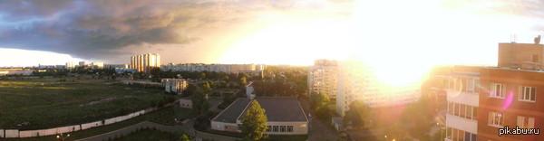 Оренбург :)