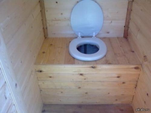 Как сделать в туалете стульчак 462