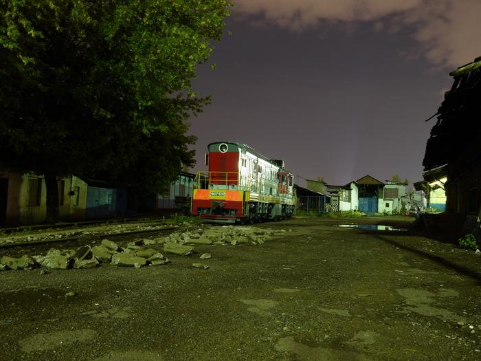 Задворки Московского вокзала