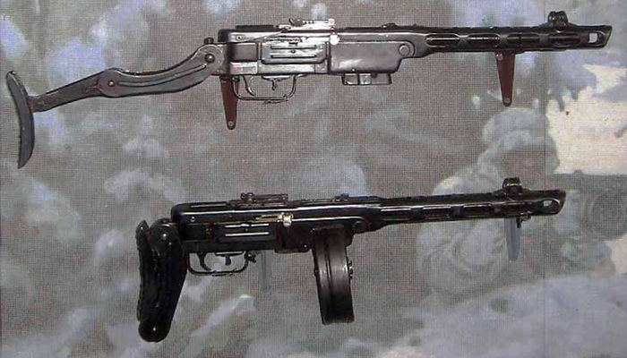 Тактический ППШ - он таки существует! История, Оружие, ППШ, автомат, изобретения, длиннопост