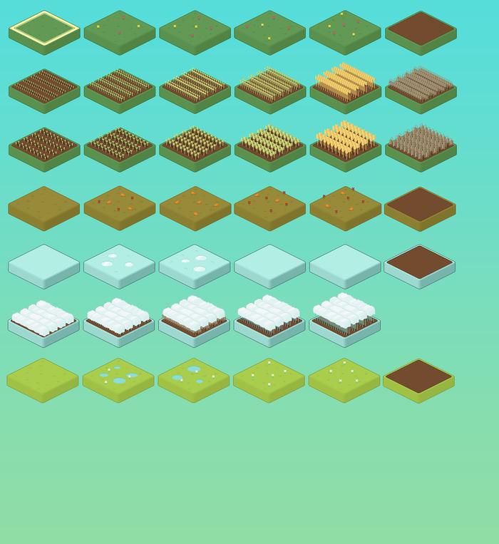 Отдам пиксельные ассеты Разработка, Gamedev, Графика, Pixel art, Длиннопост