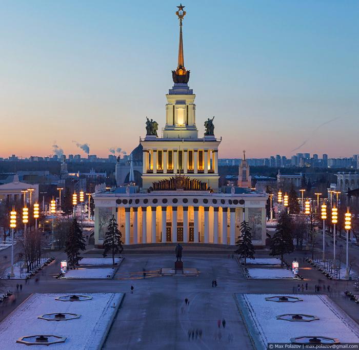 Немного современного ВДНХ (ВВЦ) Фотография, Москва, Вднх, Ввц, Max polazov, Длиннопост