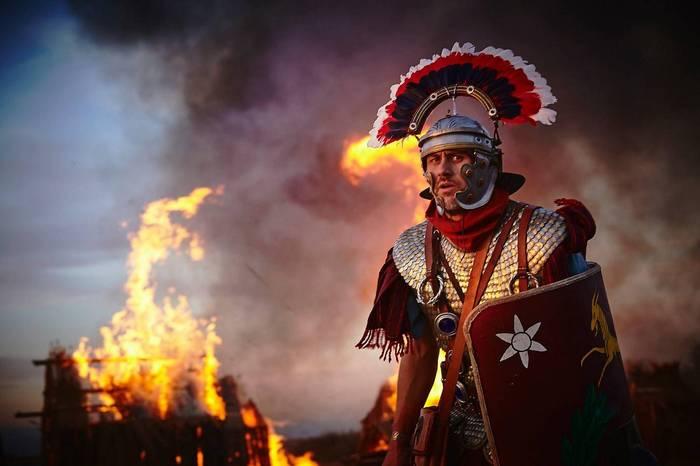 Поражение римлян в Тевтобургском лесу Рим, Тевтобургский лес, Сражение, Война, История, Легион, Германцы, Римляне, Видео, Длиннопост
