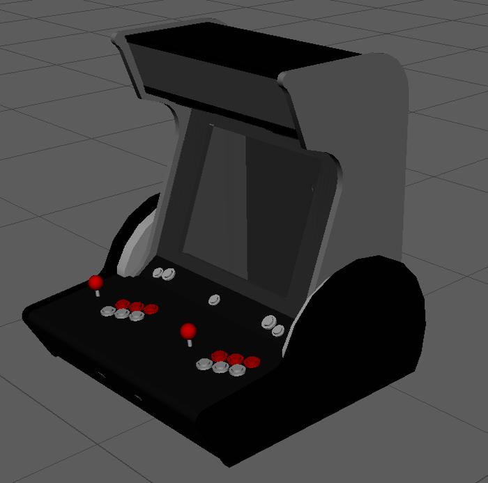 Настольный аркадный автомат аркадные автоматы, аркадный кабинет, эмулятор, фанера, длиннопост