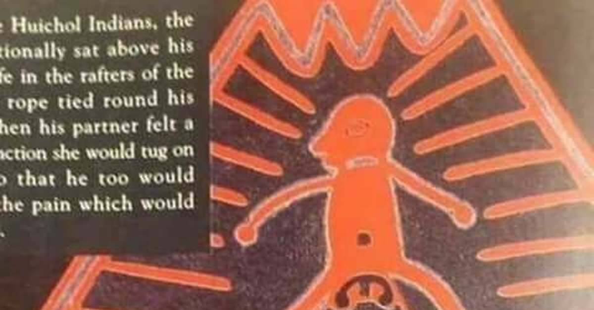 Хуй у индейцев