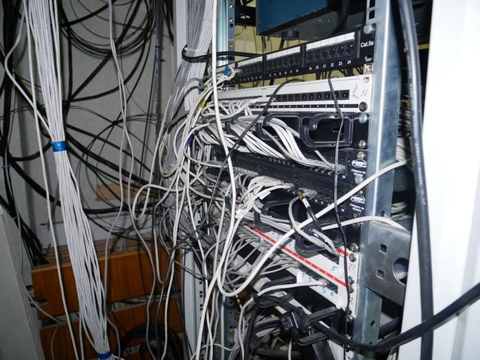 Когда на узле творческий беспорядок Телекоммуникации, Операторы связи, Интернет-Провайдеры, Узел связи, Компания наг, Длиннопост