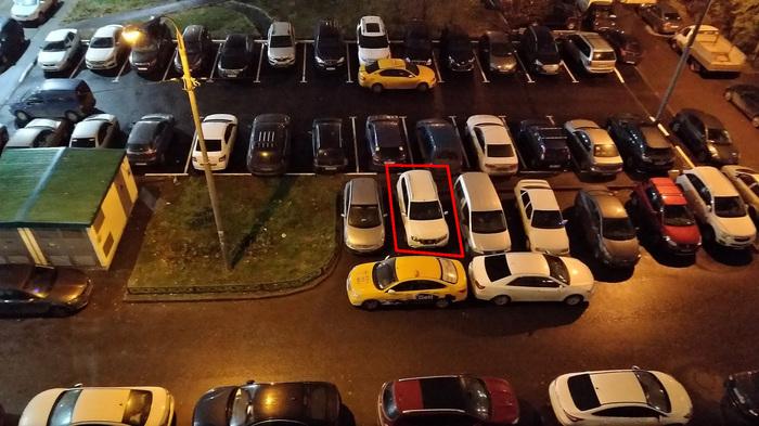 Парковка и таксист парковка, таксист, заперли