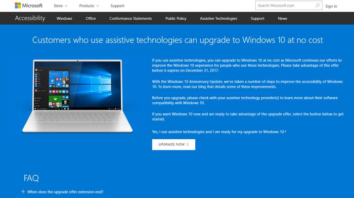 Возможность бесплатного обновления до Windows 10 закроется 31 декабря 2017 года Microsoft, Windows, Windows 10, Обновление, Халява, Длиннопост