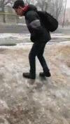Скоро зима, будьте осторожнее!