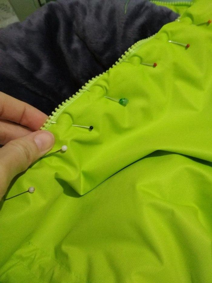 Как я шью зимнюю парку рукоделие с процессом, ручная работа, пошив одежды, зимняя парка, длиннопост