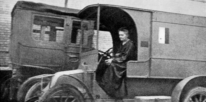 Маленькие подвиги Марии Кюри Рентген, Первая мировая война, Подвиги, Радиация, Длиннопост