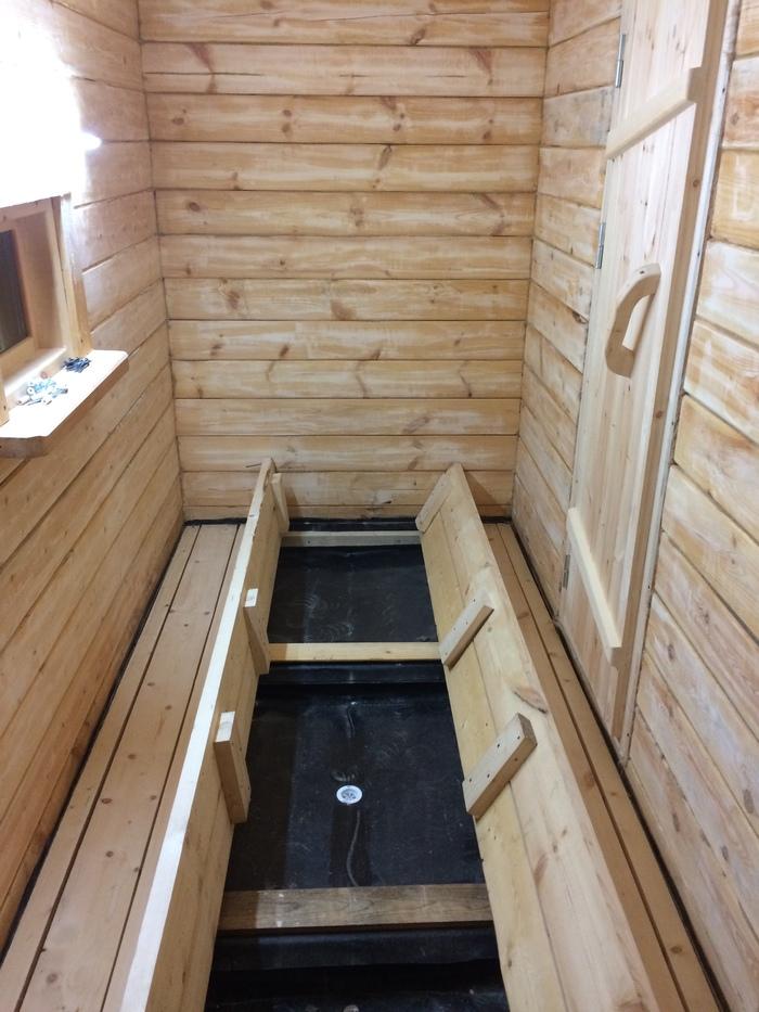 Кратко о том, как я баню строил ч.2 Сроительство, Баня, Дача, Длиннопост