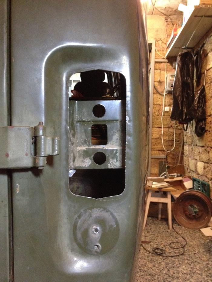 История одного УАЗика Уаз, ремонт, восстановление, фудтрак, drive2, длиннопост