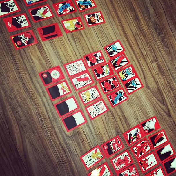 карты как играть в японца
