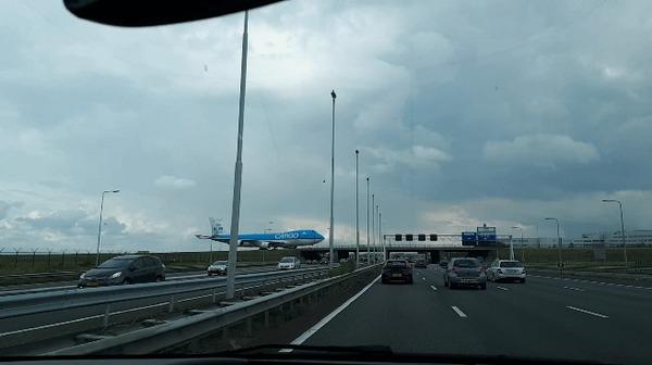 """Аэропорт """"Схипхол"""". Амстердам."""