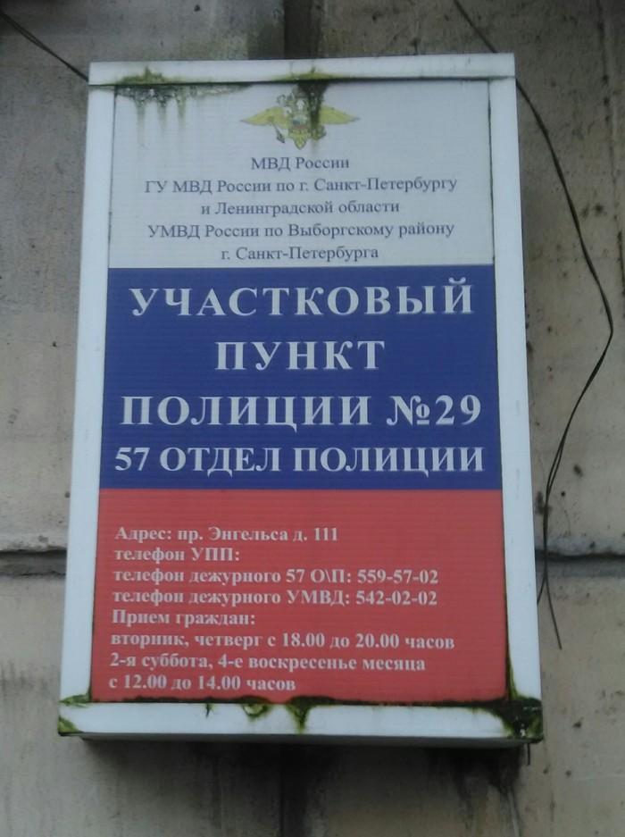Квест: поймай участкового. Наша полиция нас бережет, Санкт-Петербург, Власть, КАК?