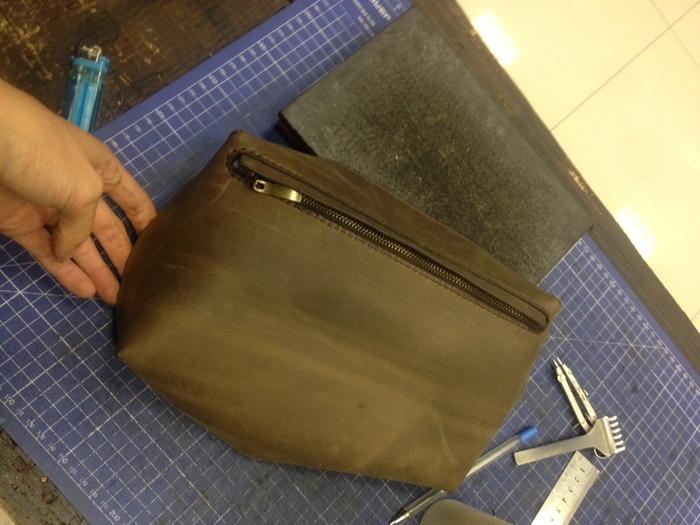 Баба-кожевник снова в деле! БабаКожевник, изделия из кожи, ручная работа, рукоделие с процессом, длиннопост