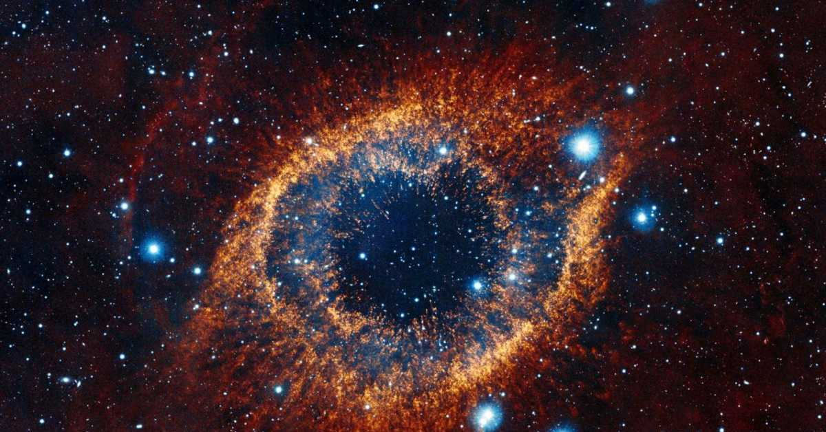 helix nebula distance from earth - HD 1920×1080