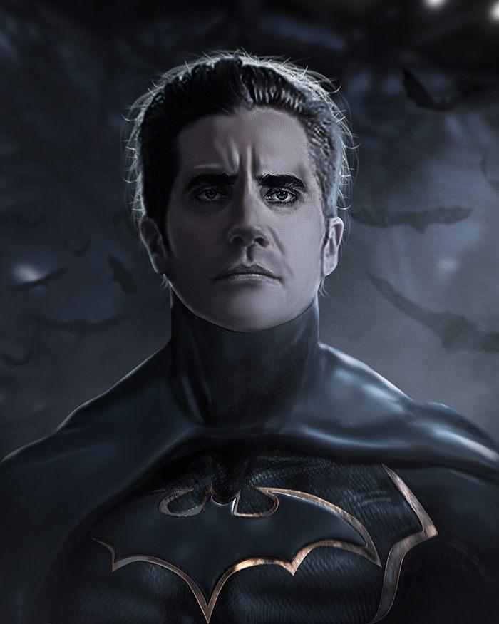 Джейк Джилленхол станет новым Бэтменом!