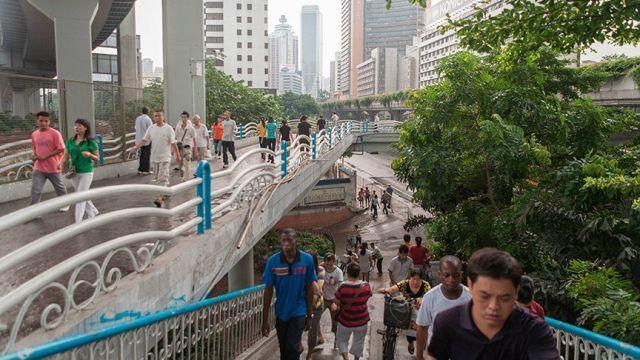 Черный квартал - Гуанчжоу (Шоколадный город) Гуанчжоу, Китай, Негр, Длиннопост