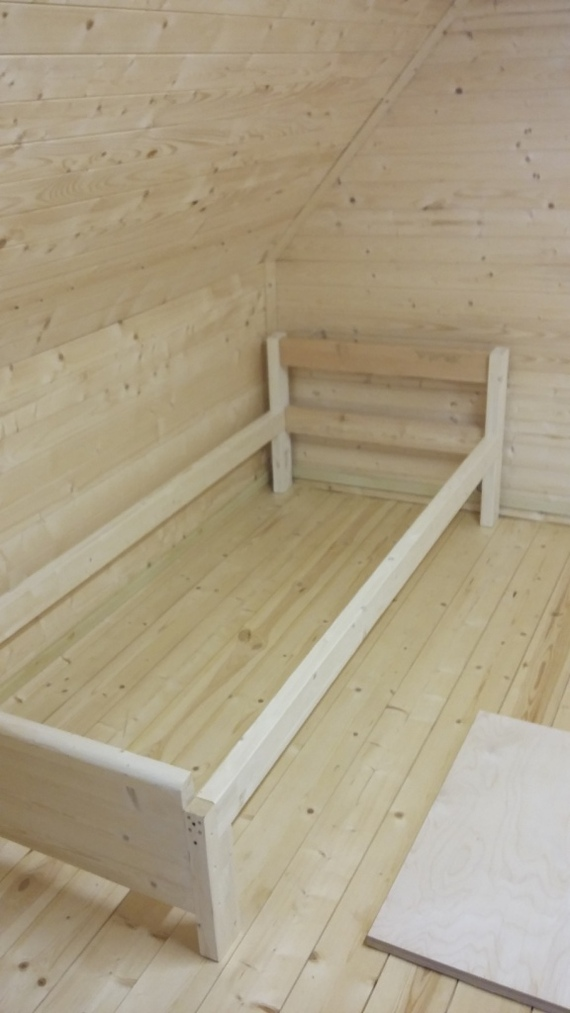 Кровать своими руками сделай сам, рукоделие с процессом, Кровать, длиннопост, своими руками