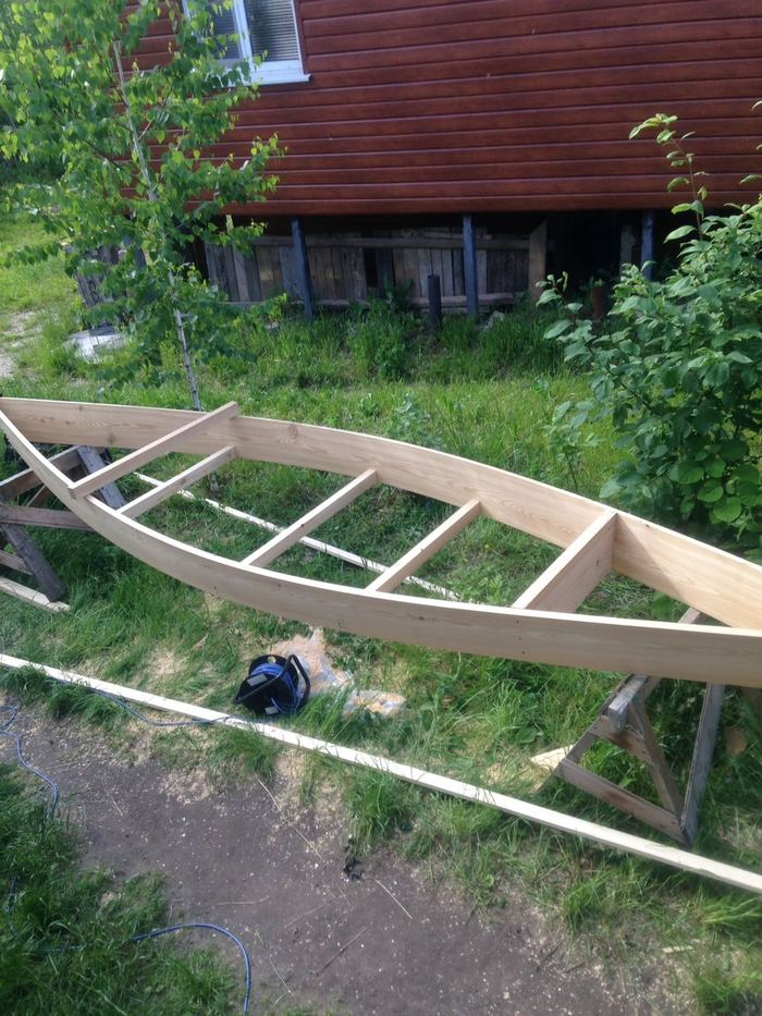 Строим лодку. Плоскодонка. Лодка, своими руками, сделай сам, рукоделие с процессом, плоскодонка, длиннопост