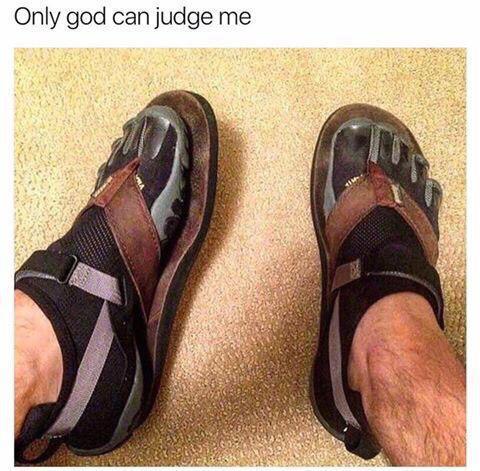 Только бог может меня судить