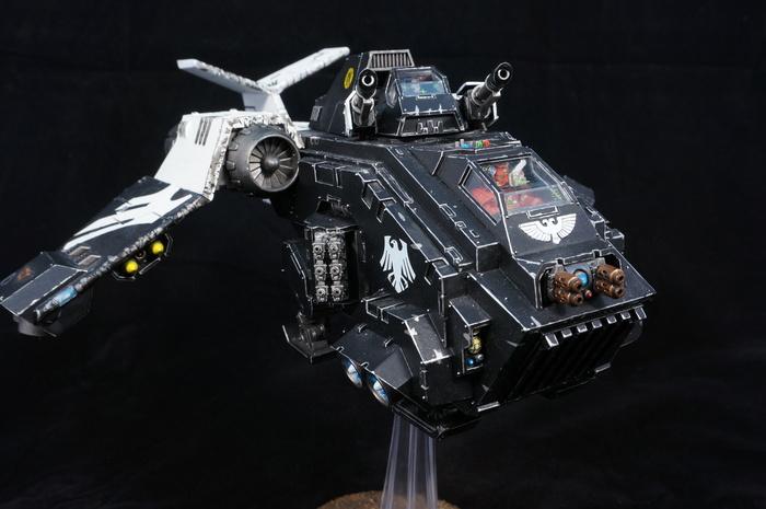 Raven guard. Крылья воронов Wh miniatures, Warhammer 40k, Raven guard, Миниатюра, Моделизм, Длиннопост
