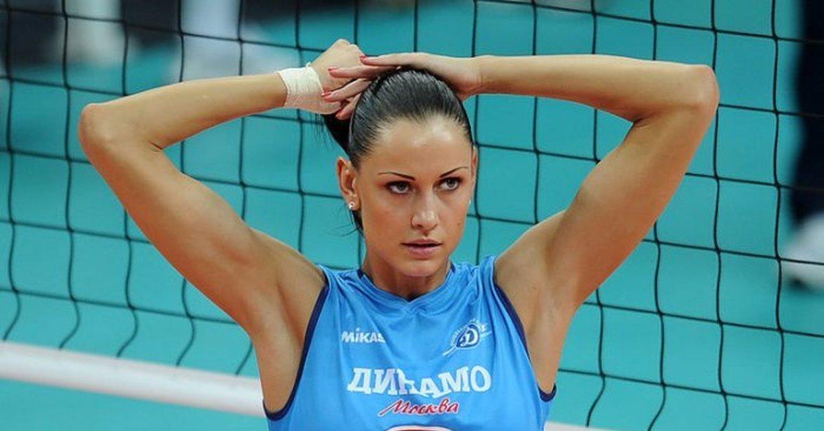 имя волейболистки на фото ролик