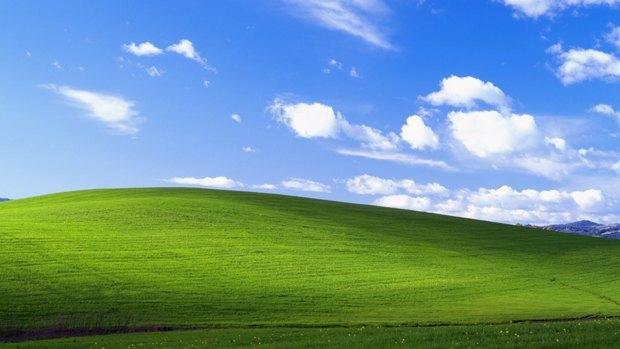 АВТОР СНИМКА BLISS СНЯЛ СЕРИЮ КРУТЫХ ОБОЕВ ДЛЯ СМАРТФОНОВ. ДА, ТОГО САМОГО ФОНА В WINDOWS XP Windows XP, Безмятежность, Фотограф, Калифорния, Видео, Длиннопост