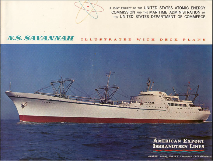 Мирный атом на судах Атом, Атомный ледокол, Торговый флот, Флот, Длиннопост