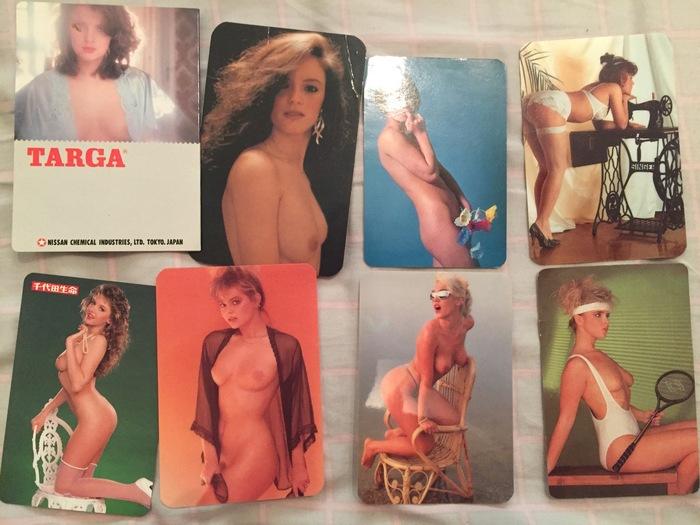 Секс-привет из 80х Капсула времени, Ретро, Календарь