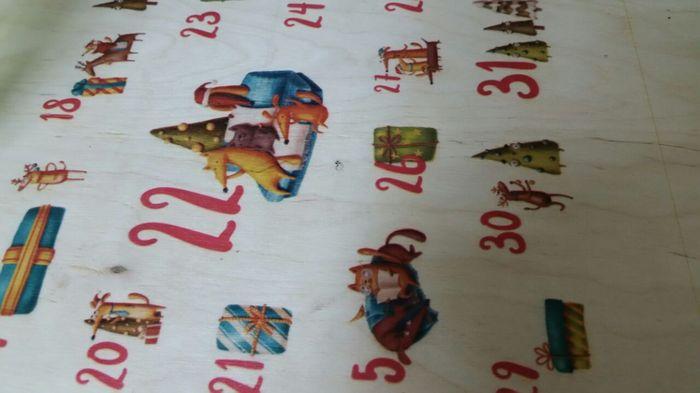 Как я детям новогодний адвент календарь придумывал Адвент календарь, Всё лучшее детям, Детские игры, Рукоделие с процессом, Производство, Длиннопост