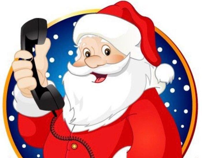 Как позвонить Деду Морозу Новый Год, Дед Мороз, Звонок Деду Морозу, Праздники, Всё лучшее детям, С новым 2018 годом, Длиннопост