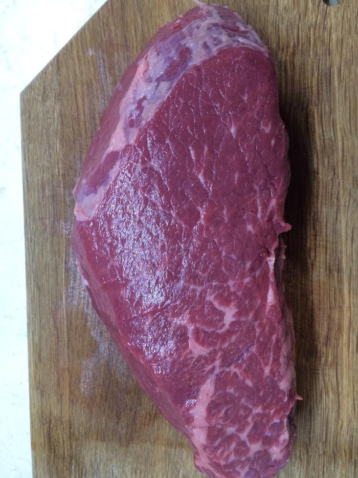 Сыровяленая мраморная говядина. мясо, рецепт, длиннопост