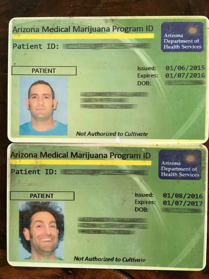 Разрешение на употребление марихуаны в медицинских целях: История успешного лечения...
