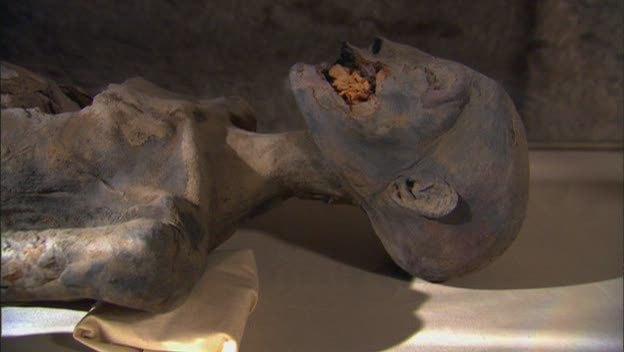 Порно оргия от нефертити