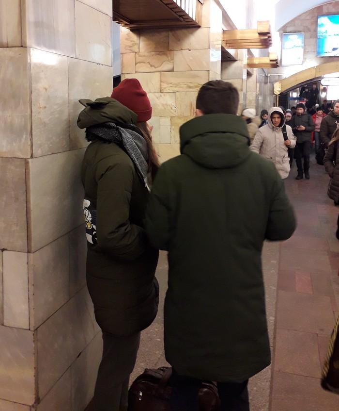 Мошенники-попрошайки в СПб Мошенники, Попрошайки в метро, Длиннопост