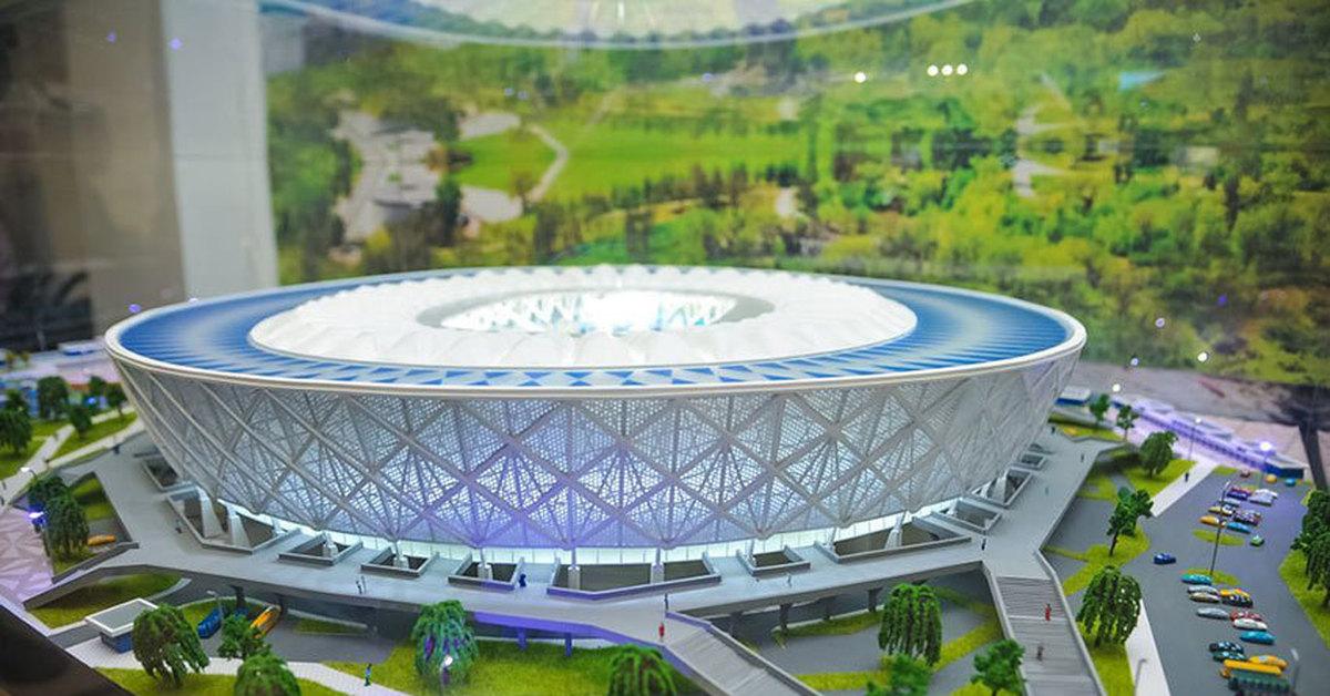 Названия Стадионов К Чемпионату Мира 2018