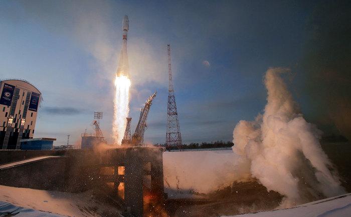 «Роскосмос» назвал координаты падения «Фрегата» со спутниками. Роскосмос, Космос, Фрегат, Метеор, Политика